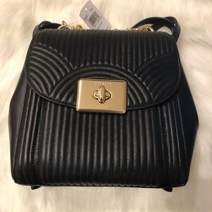 Coach Cassidy Art Deco Quilted Backpack